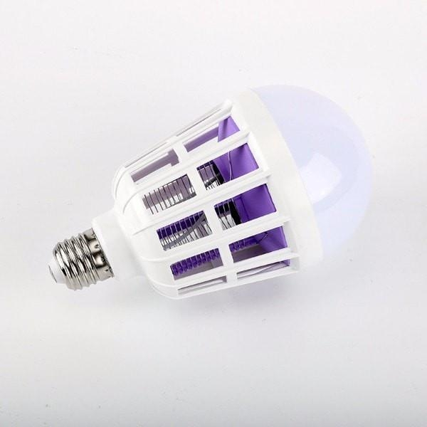 Bec LED Multifunctional Cu Lampa UV Impotriva Insectelor